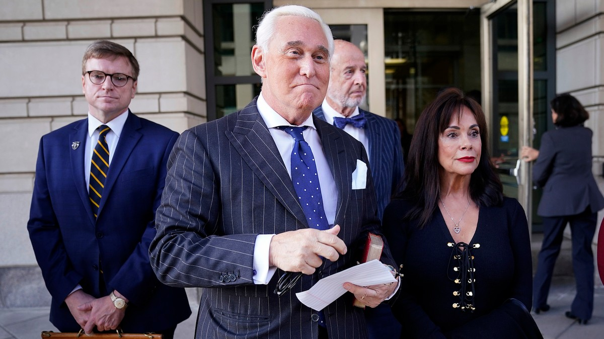 , Lead Prosecutor in Roger Stone's Trial Just Quit the Case — and His Whole Damn Job, Saubio Making Wealth