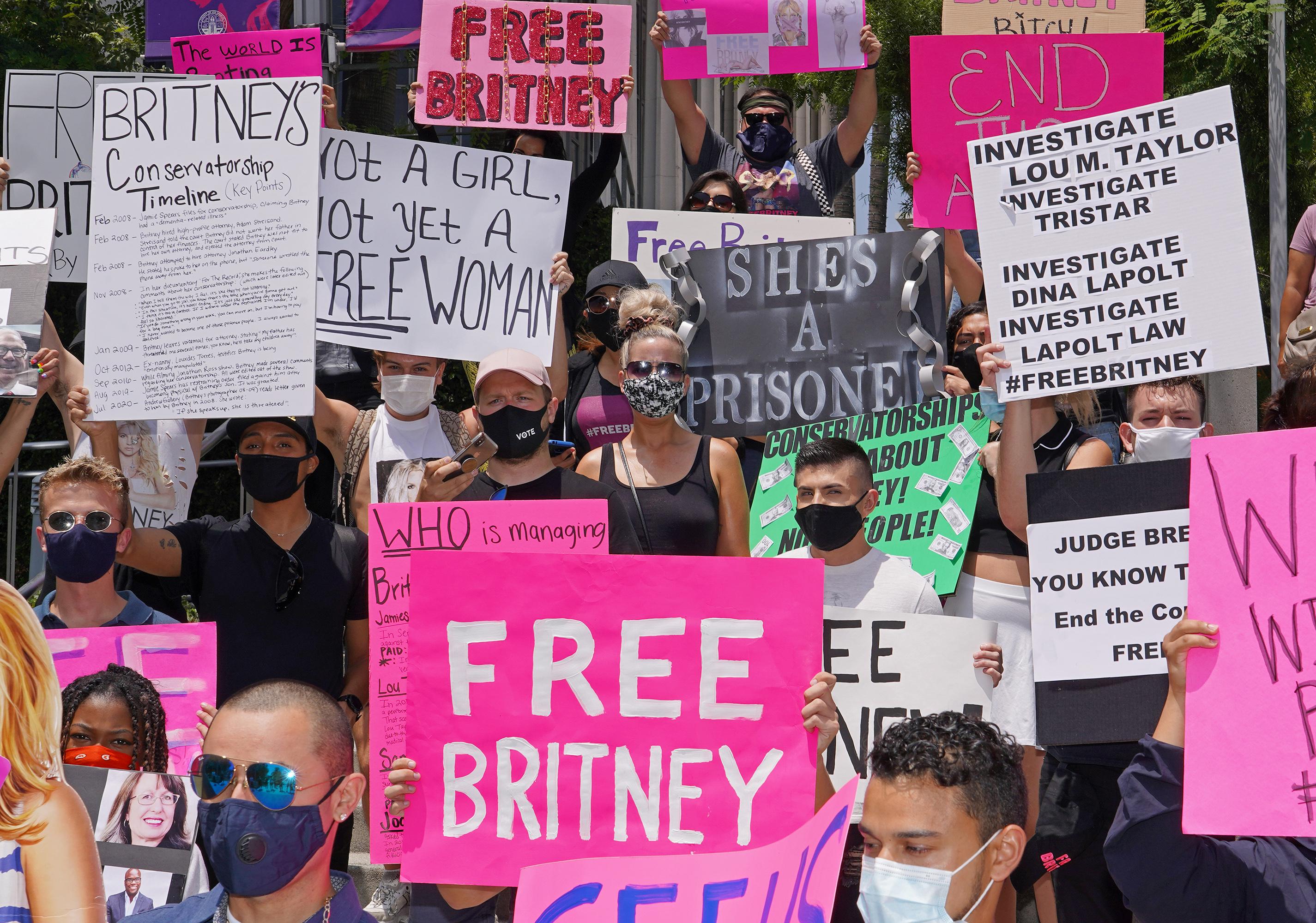 The FreeBritney Movement Explained