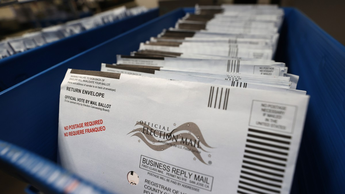 The California GOP Is Expanding Its Illegal Ballot Box Program With Trump's Support