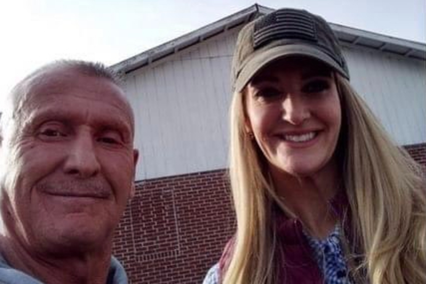 , Kelly Loeffler Posed for a Selfie With a Longtime Member of the KKK, Saubio Making Wealth