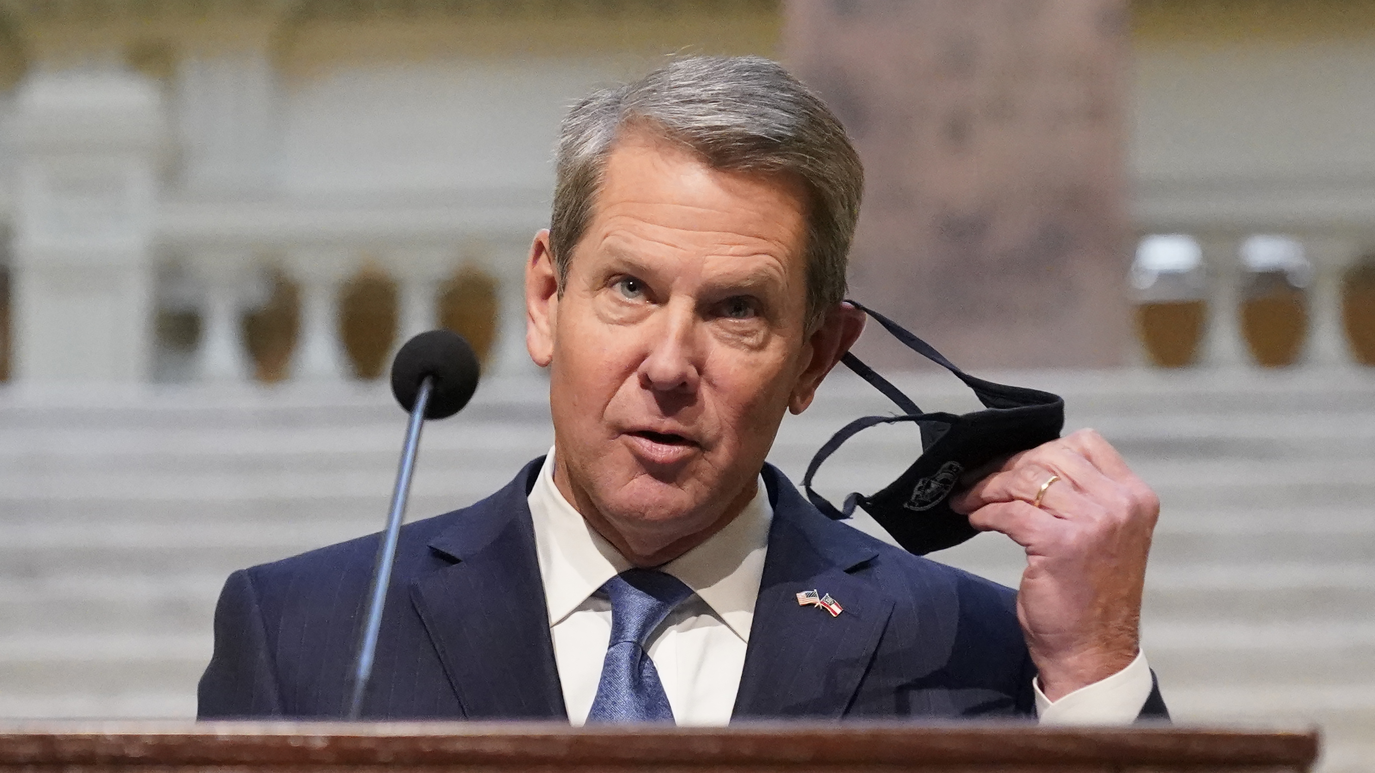 , Trump Supporters Are Threatening Georgia Gov. Kemp's Family and He's Furious, Saubio Making Wealth