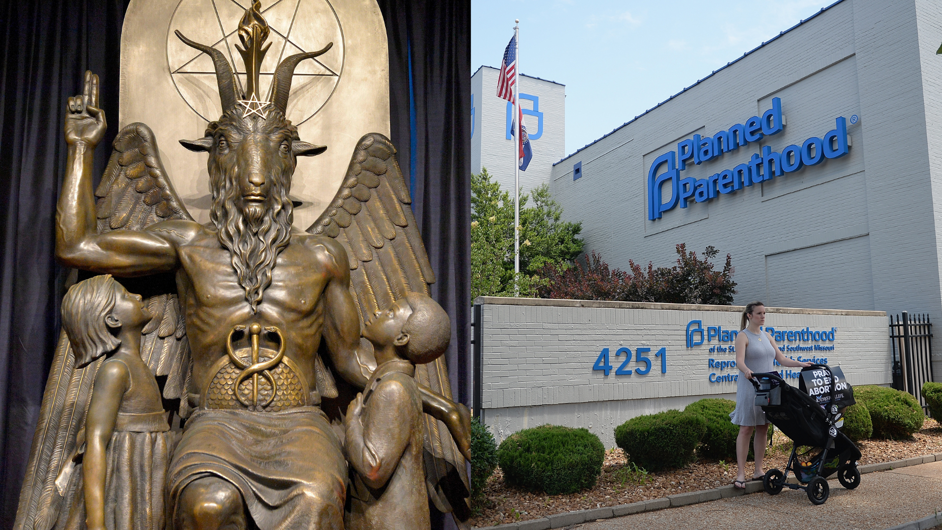 , The Texas GOP Really Thinks Planned Parenthood Works With Satanists, Saubio Making Wealth