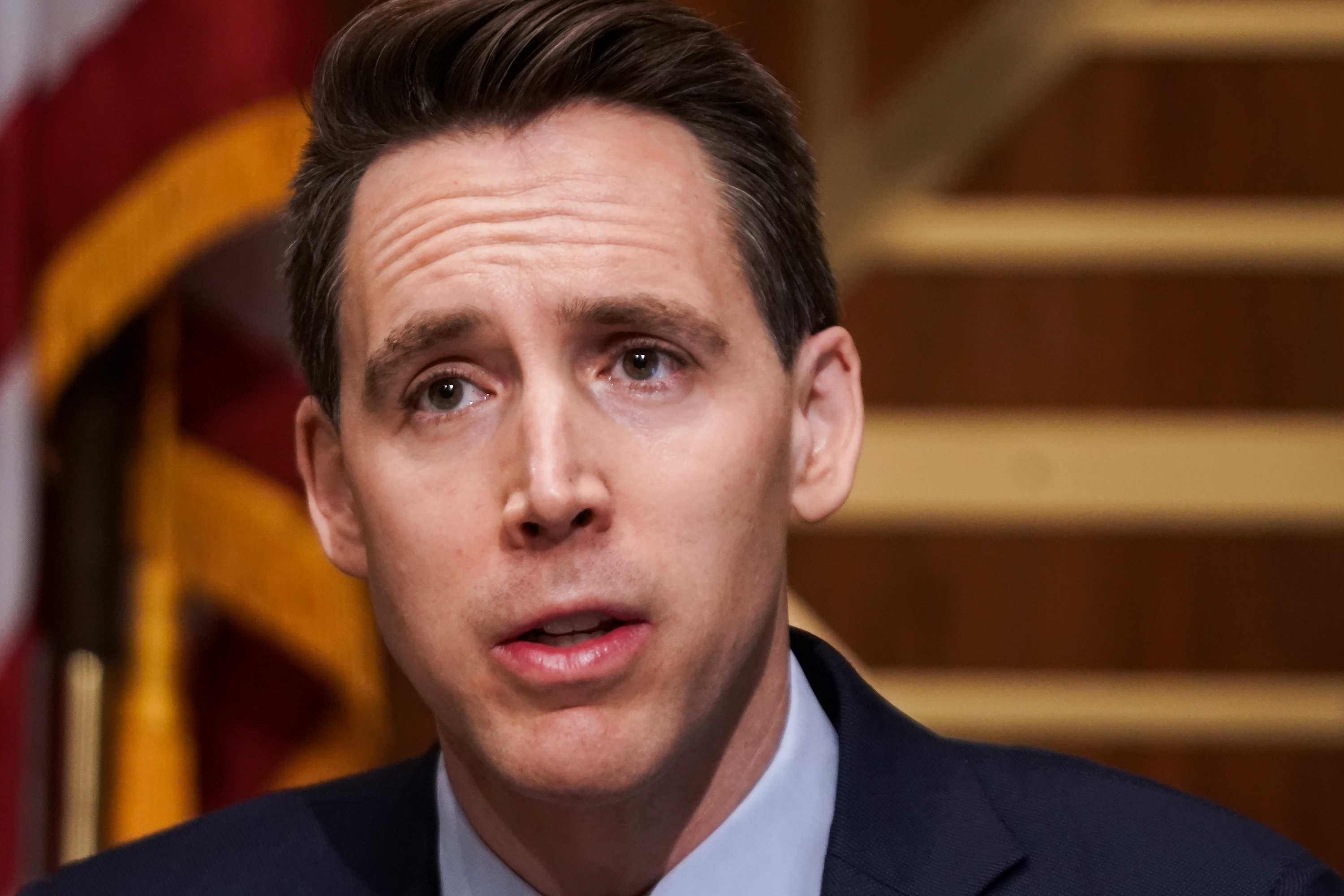 GOP Senator Josh Hawley Will Challenge the Election for Trump on January 6 thumbnail