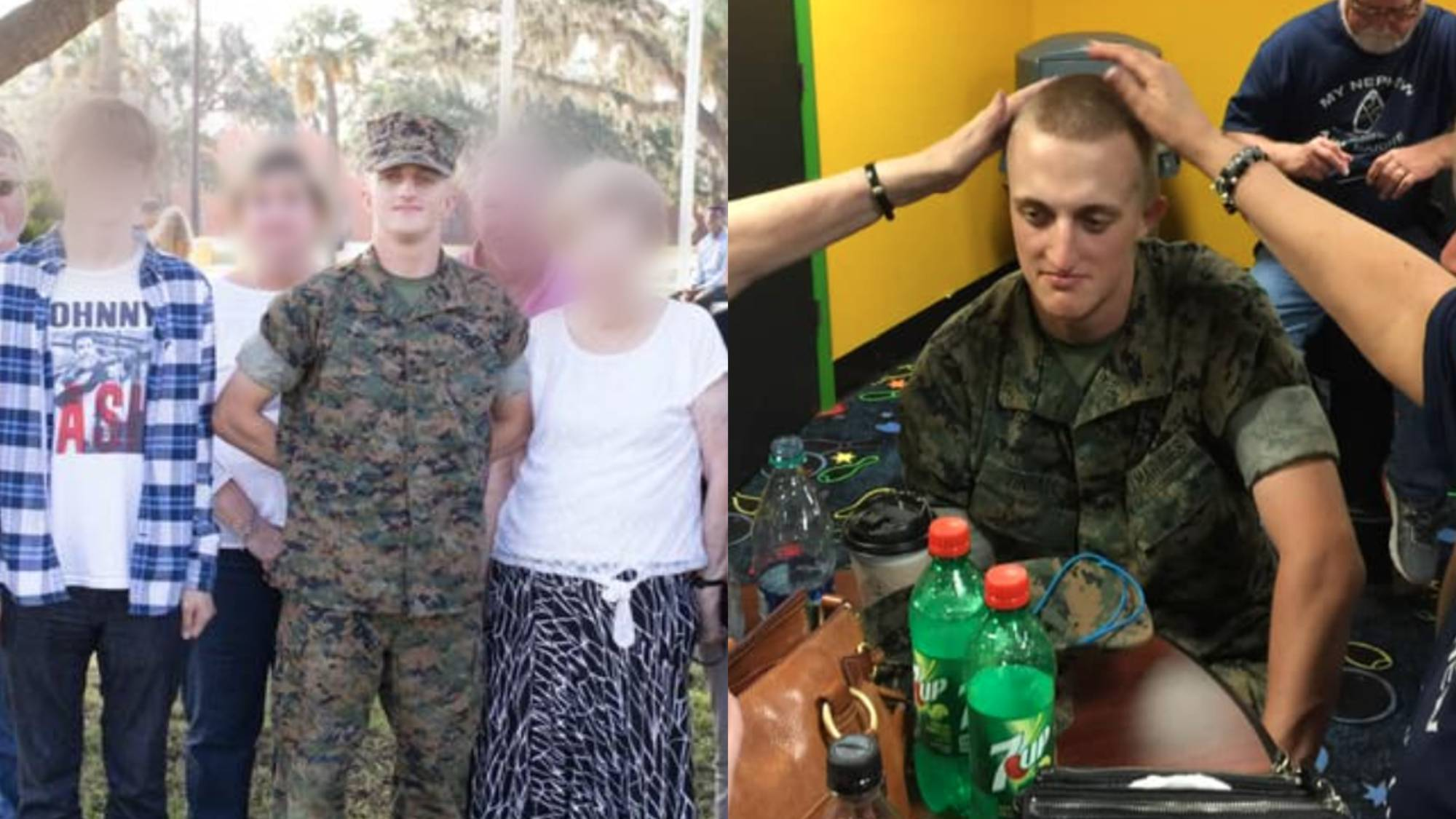 , Former Marine Linked to Terror Plot Against U.S. Infrastructure, Saubio Making Wealth