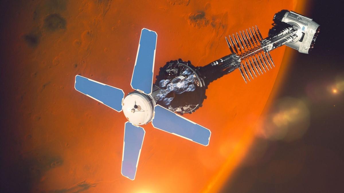 Nuke-Powered Space Exploration –