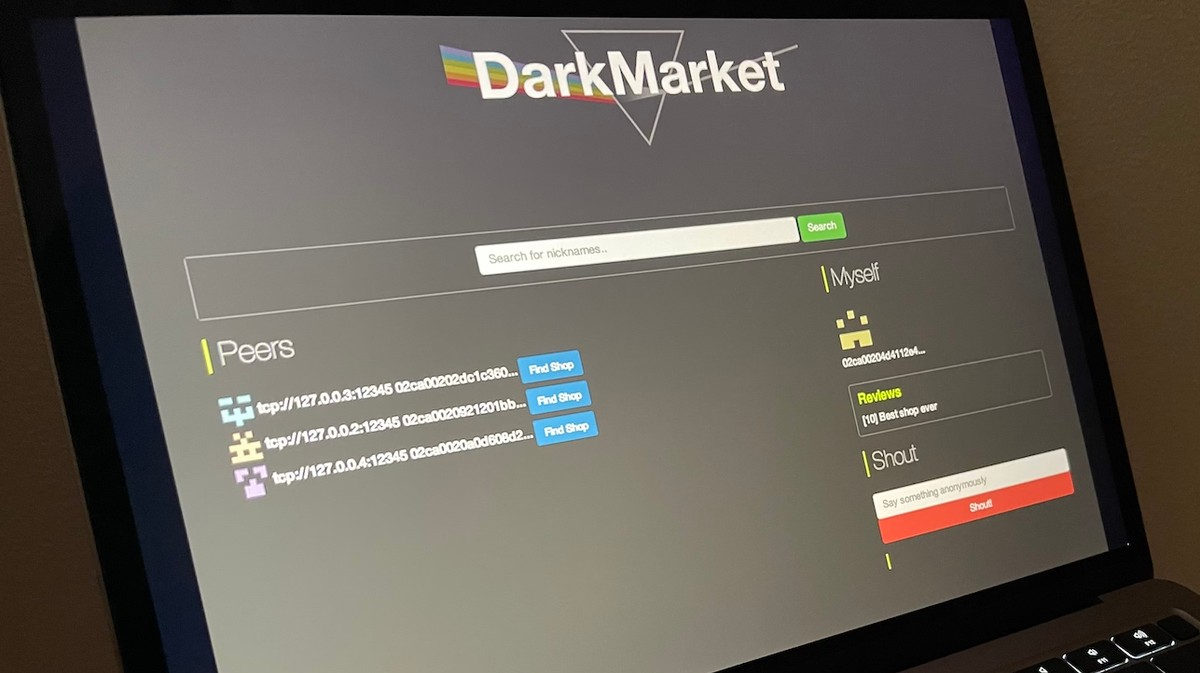 The World's 'Largest Illegal Darknet Marketplace' has Been Shut Down – VICE