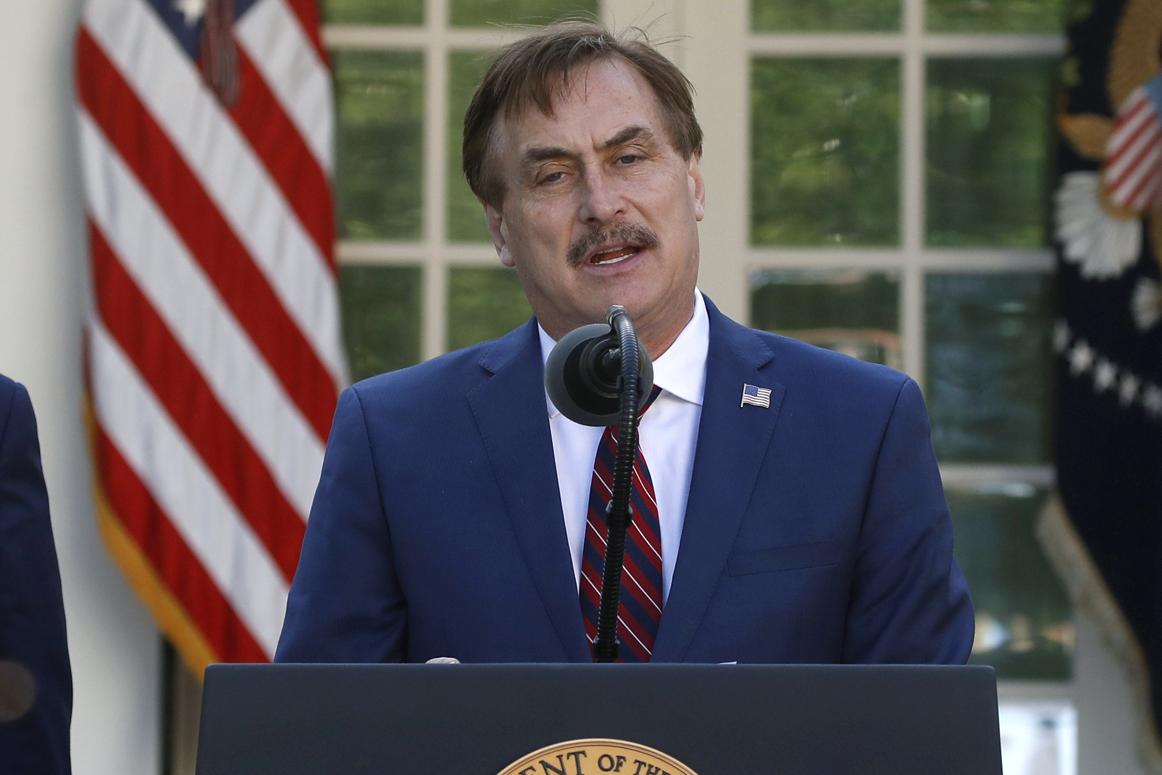 MyPillow CEO Mike Lindell Banned From Twitter For Good - vice