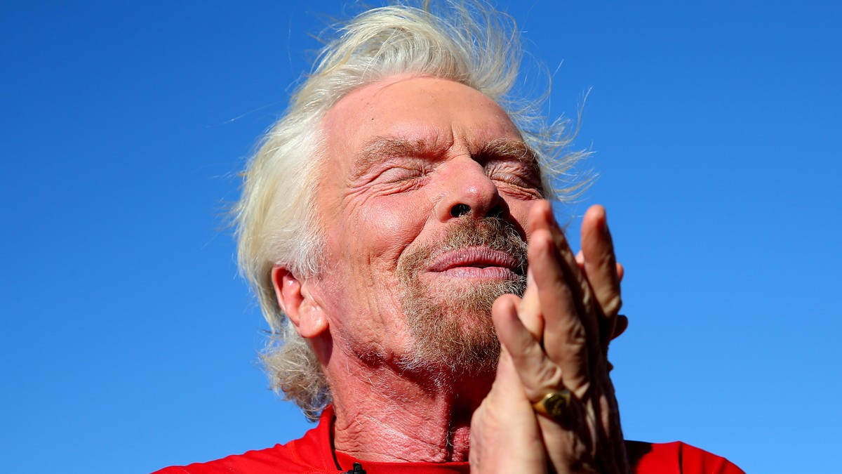 The Genome You Sent to 23andMe Now Belongs to Richard Branson, Too
