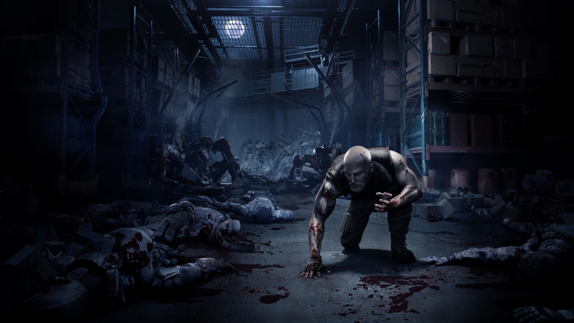 'Werewolf: The Apocalypse Earthblood' Is This Year's Best Xbox 360 Game