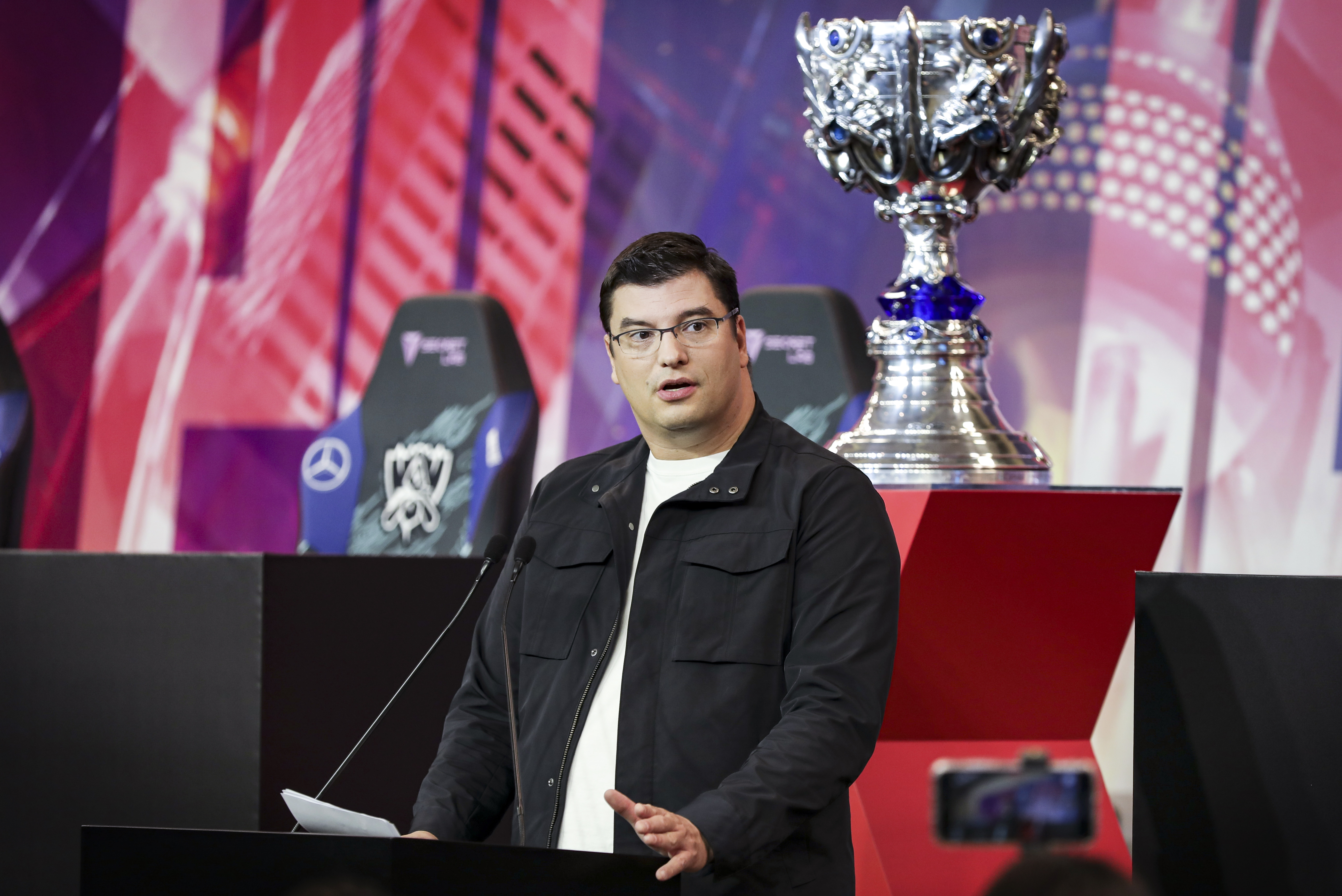 Riot Games CEO Sued for Sexual Harassment By His Former Assistant