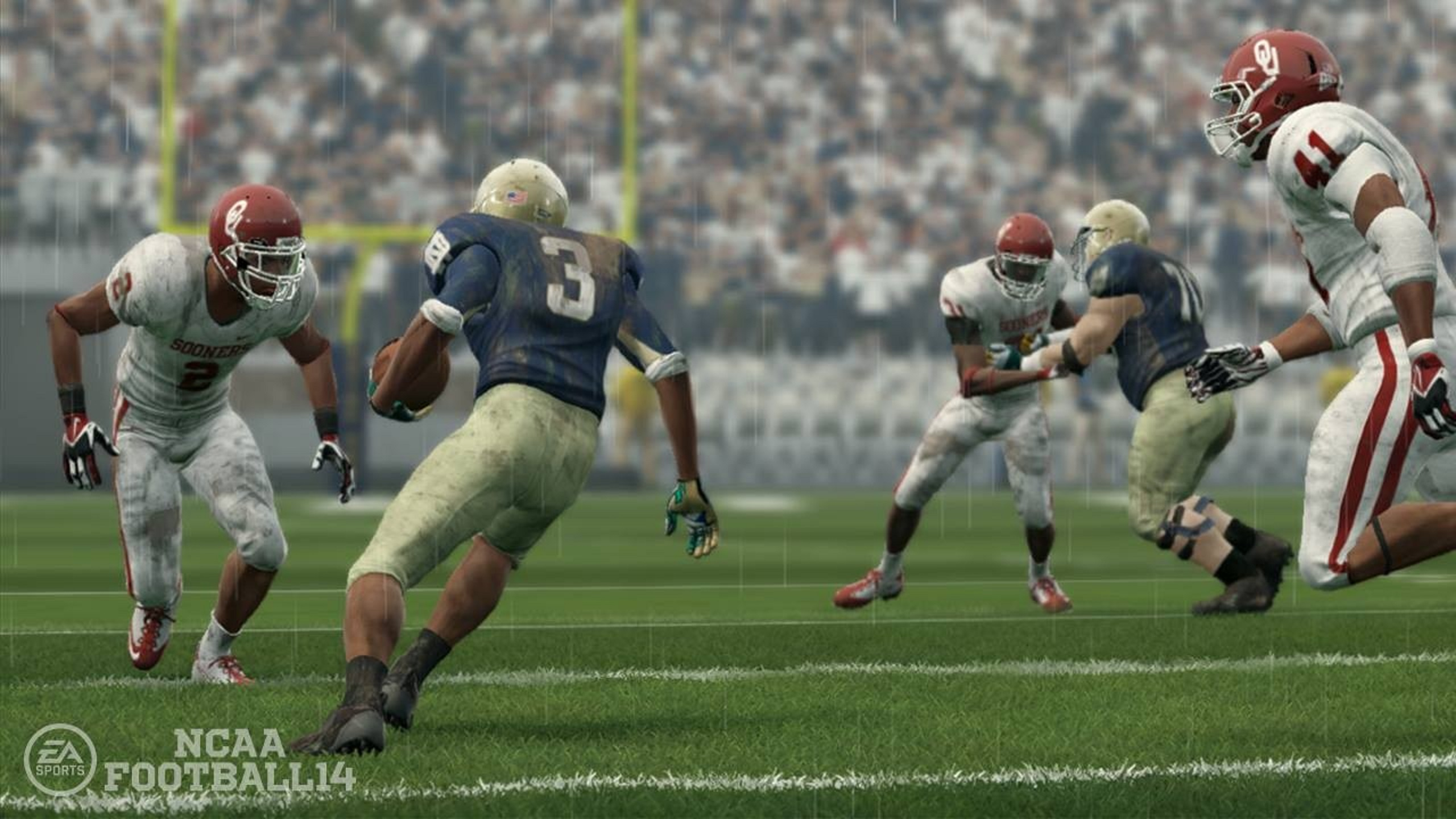 Notre Dame Shuns EA's College Football Comeback Until Players Get Paid
