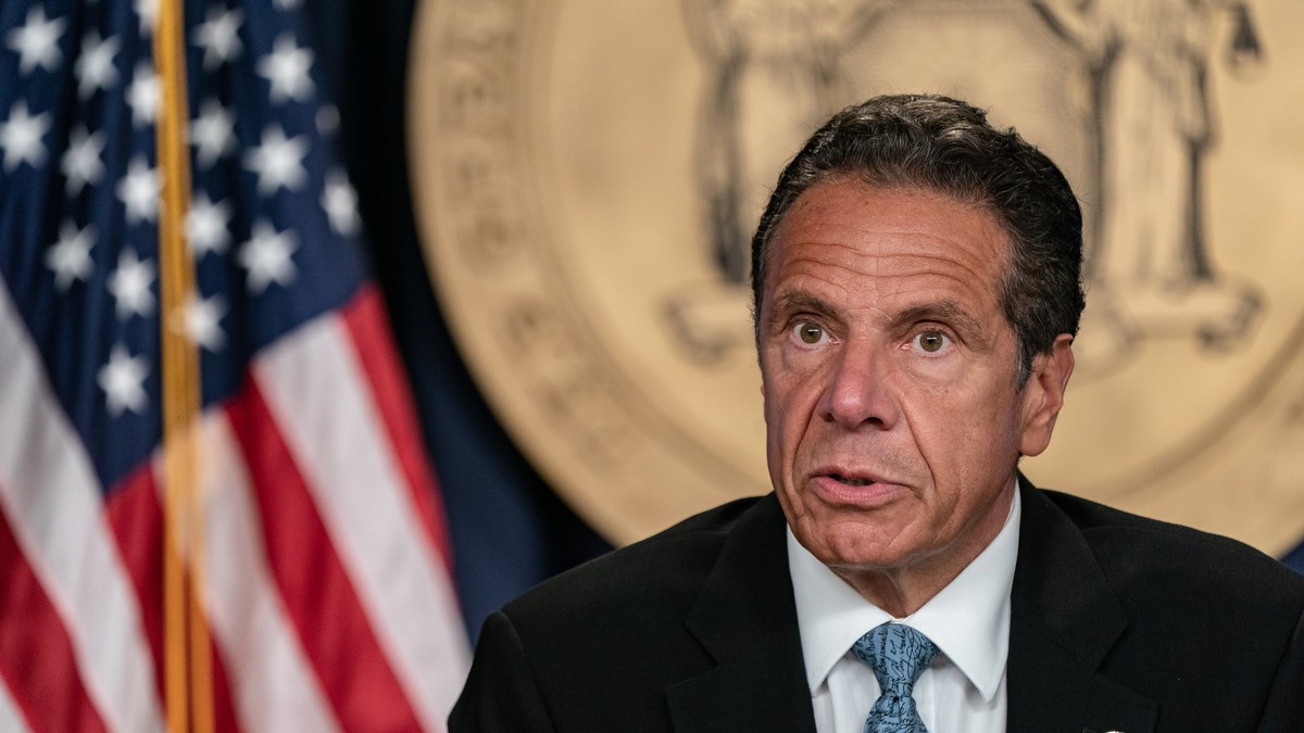 vice.com: Andrew Cuomo Asked Former Staffer to Play Strip Poker and Once Kissed Her, She Says