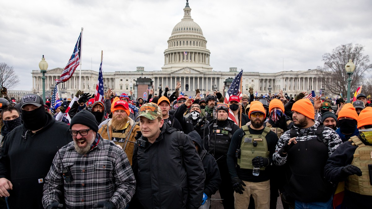 , No, Antifa Was Not Behind the Capitol Riot, FBI Tells GOP, Saubio Making Wealth