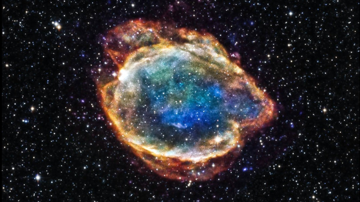 Physicists Propose That the Universe Is Filled With Small Natural Atomic Bombs