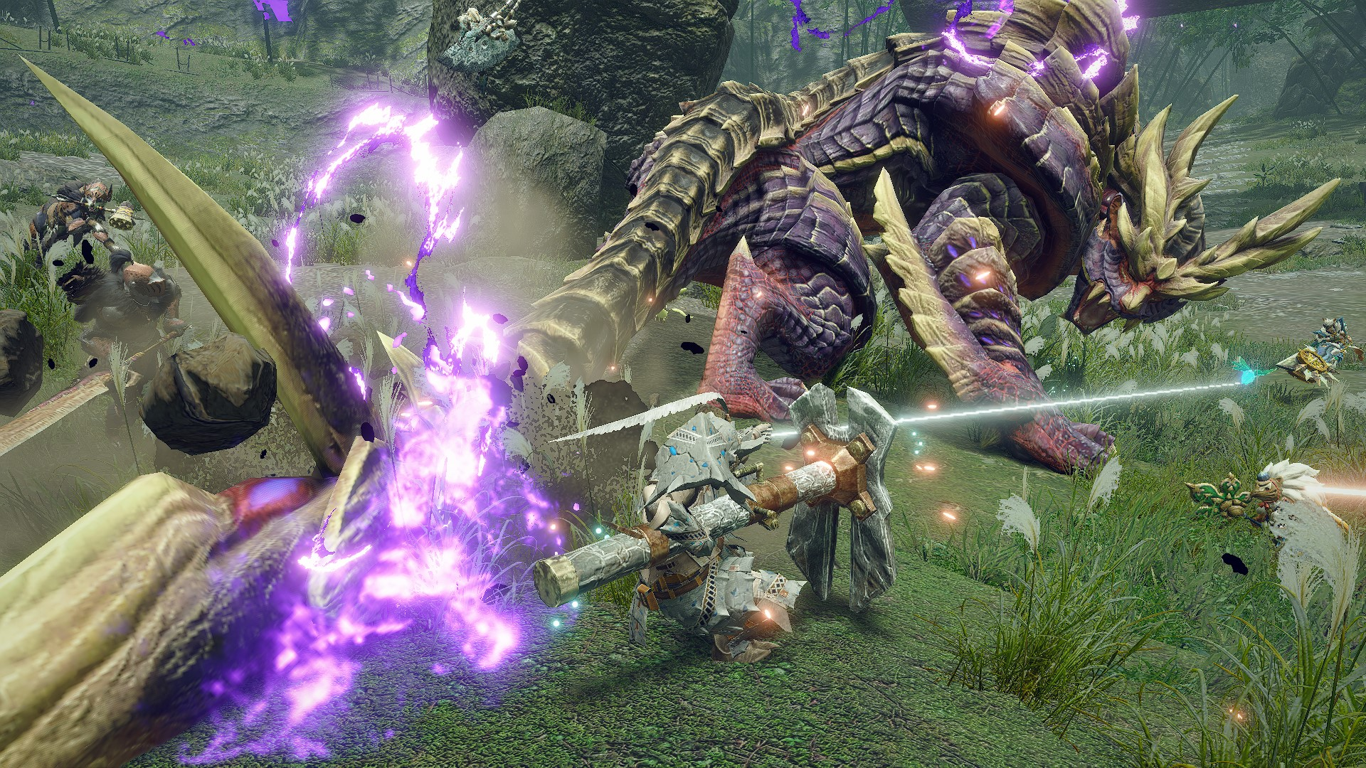 Why Capcom Brought Creepy Spiders Back to Monster Hunter