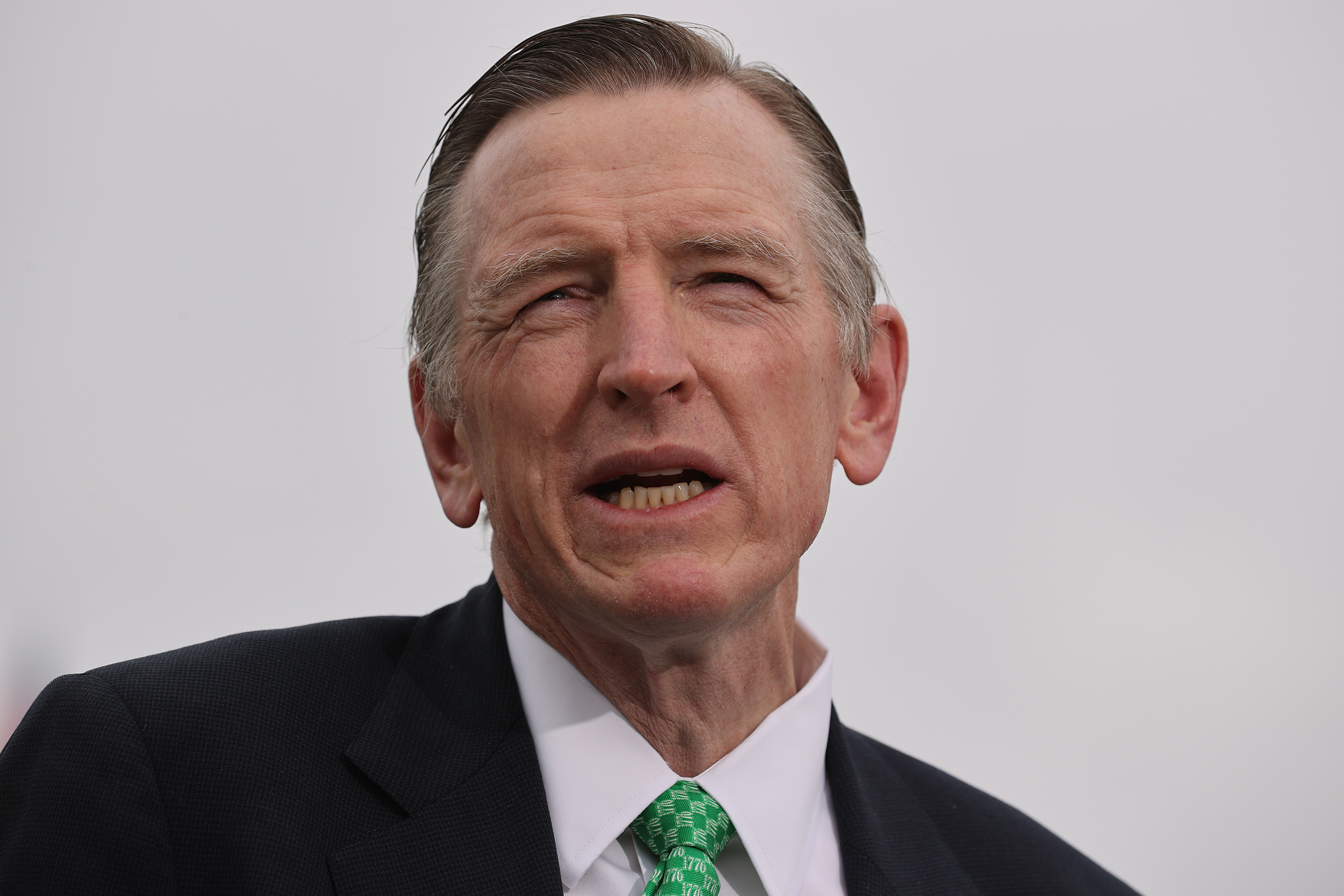 , Paul Gosar Swears He's Not Appearing on an Unhinged QAnon Channel, Saubio Making Wealth