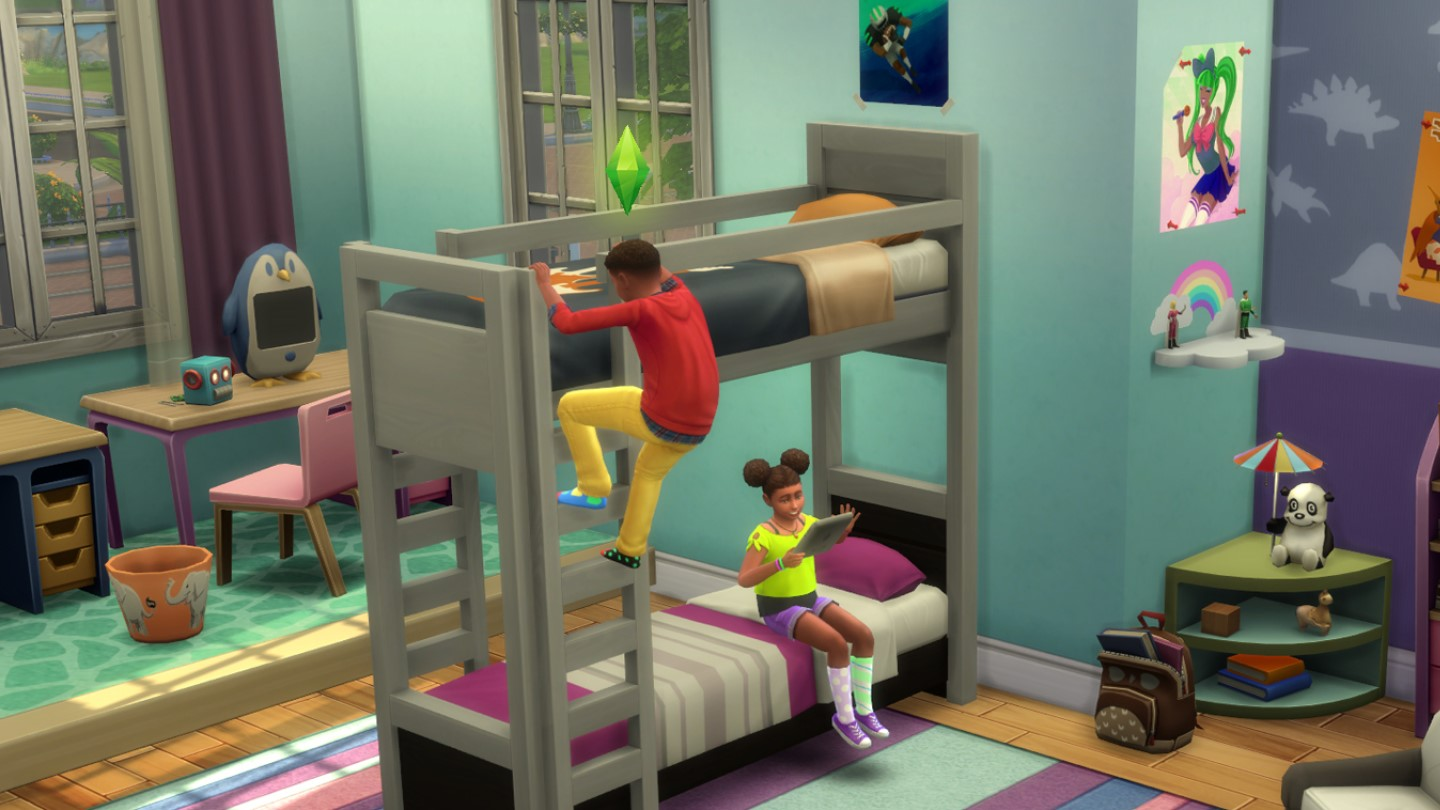 'The Sims 4' Players Finally End Their Seven Year Quest For Bunk Beds