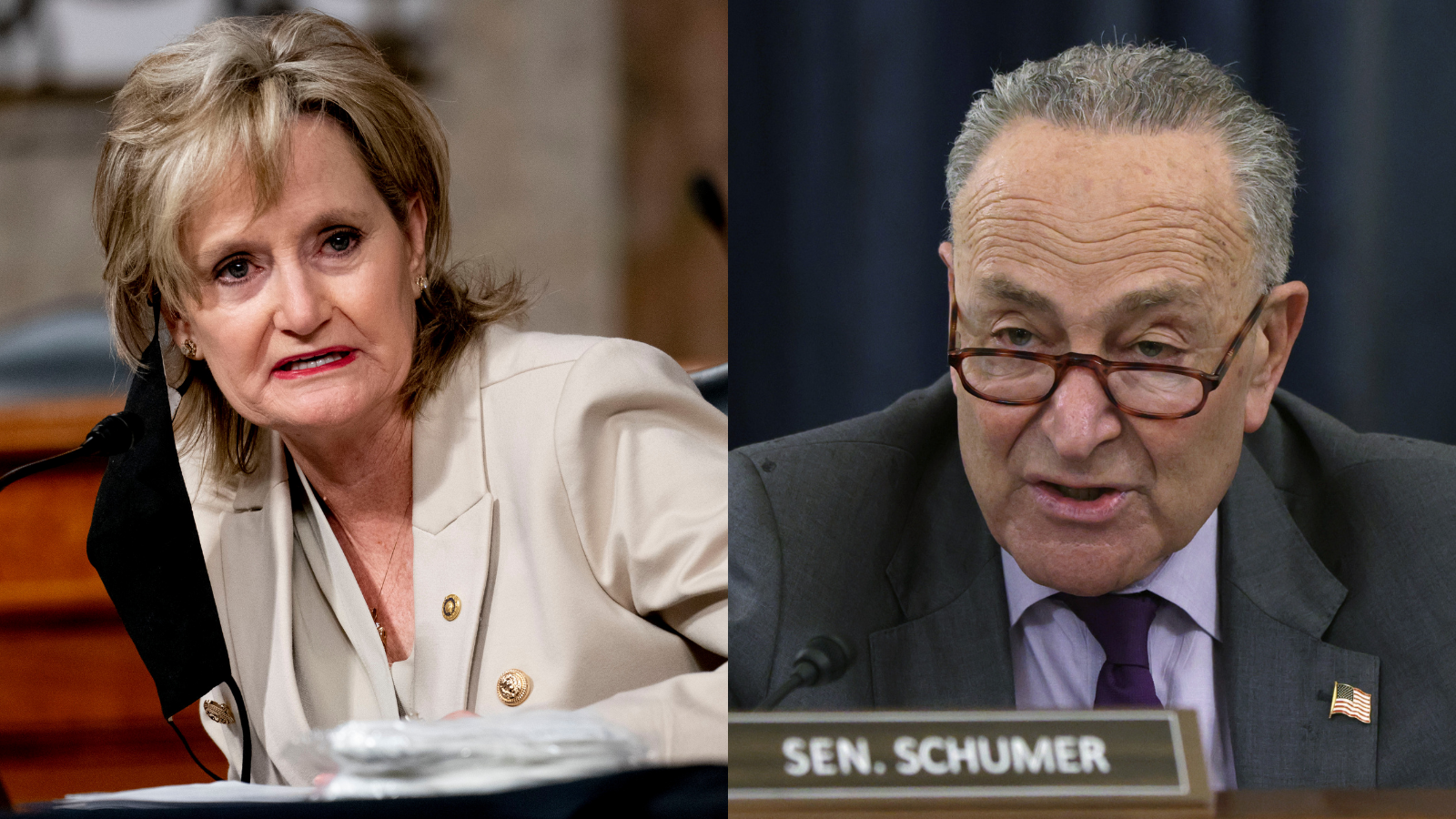 A GOP Senator Lectured Chuck Schumer About the Sabbath to Defend Voter Suppression