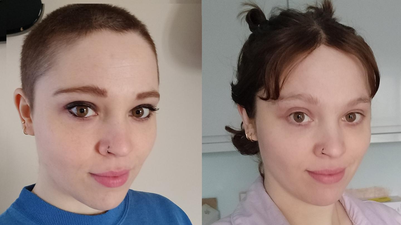 Shaved heads girls like do Do Women