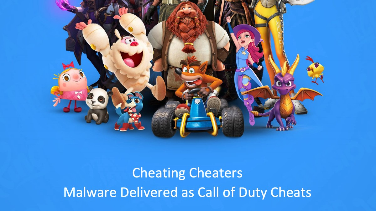 Activision Reveals Malware Disguised as 'Call of Duty: Warzone' Cheats - Hacking. Disinformation. Surveillance. CYBER is Motherboard's podcast and reporting on the dark underbelly of the internet. - Free Cheats for Games