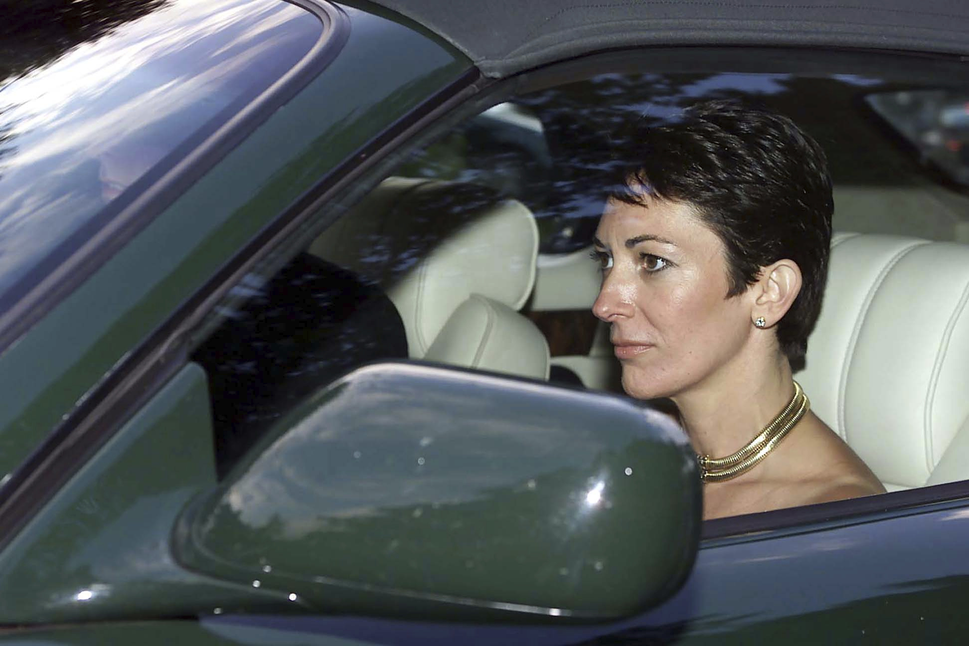 Ghislaine Maxwell Is Still in Jail and the Feds Are Working Very Hard to Keep Her There