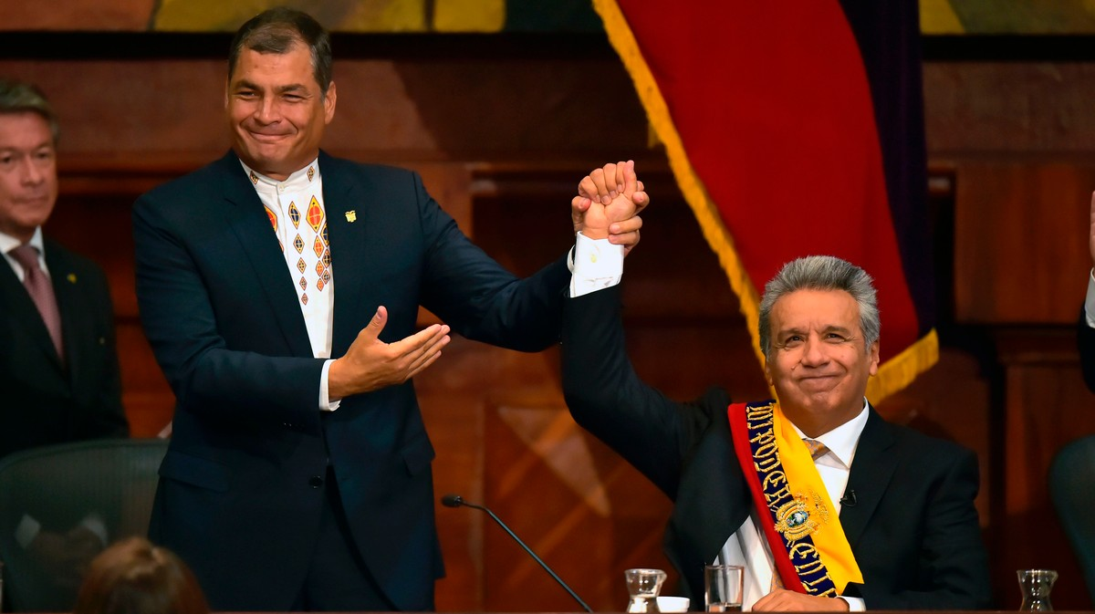 Ecuador's President Called a Woman a 'Fatty' After She Said Her Family Was Hungry