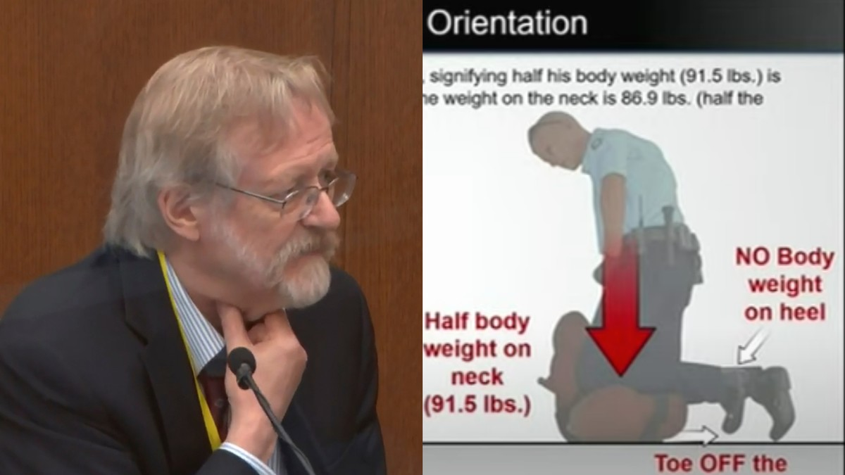 A Breathing Expert Just Explained Exactly How George Floyd Died