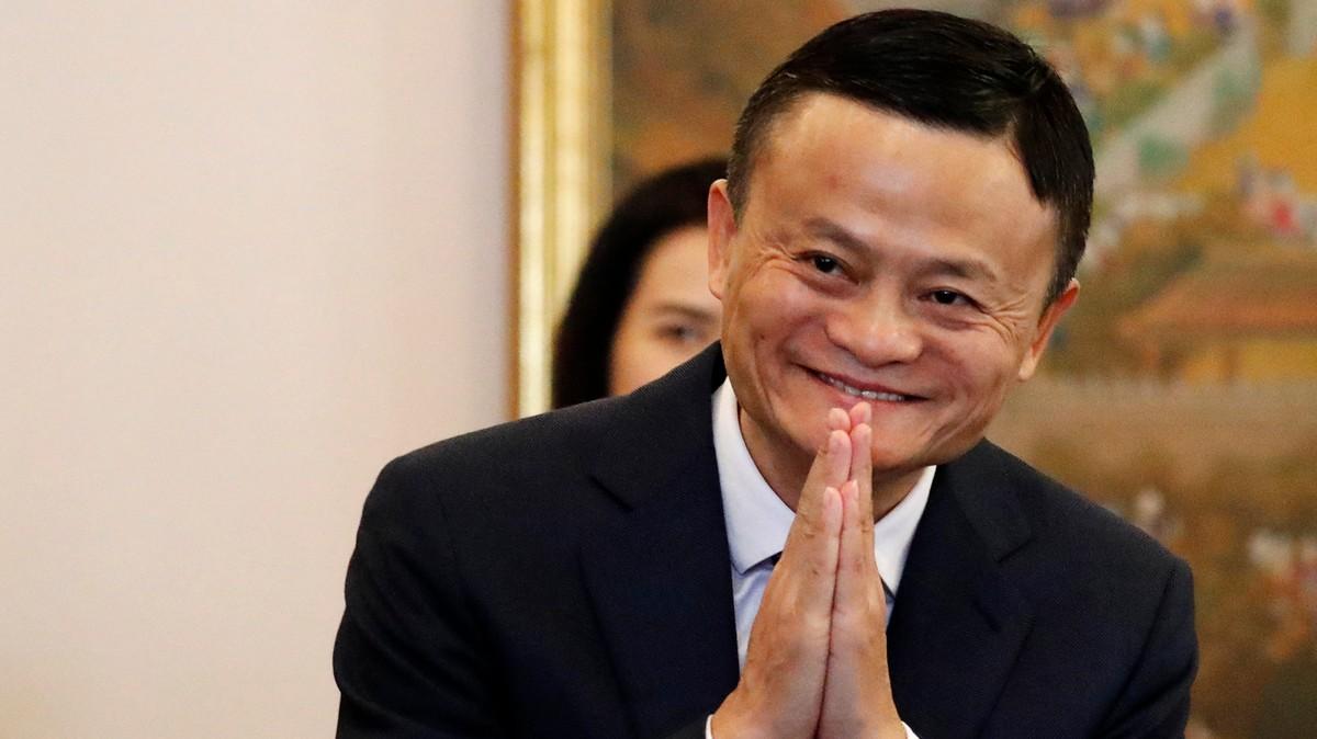 Alibaba Mendenda Rekor $ 2,8 Miliar.  Itu Kabar Baik untuk Jack Ma.