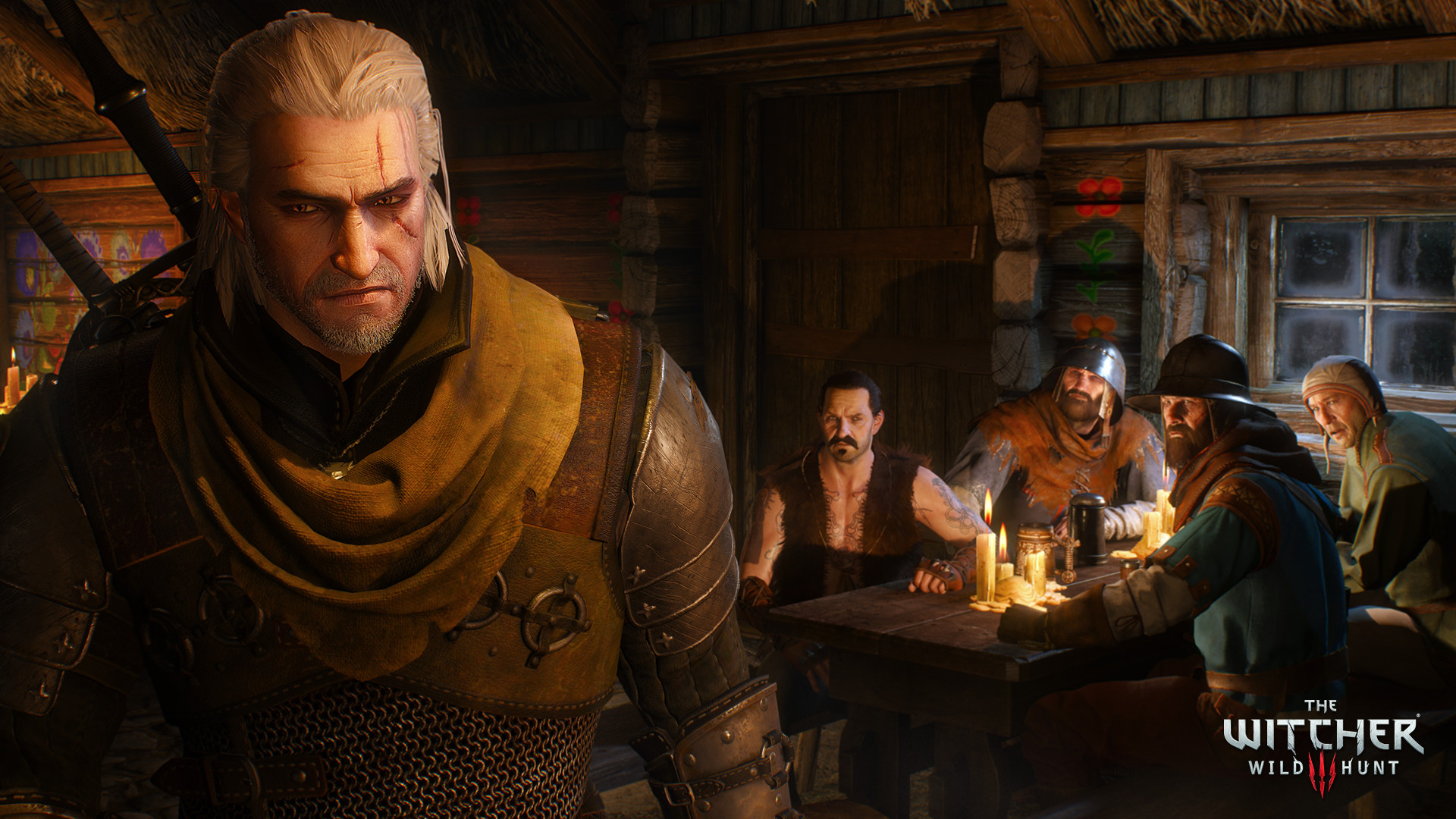 This 'Witcher 3' Mod Got Geralt to Read New Lines Without the Voice Actor