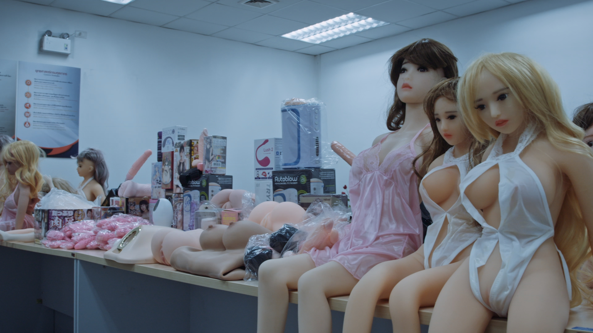 Thailand's Illegal Sex Toy Market Is Booming thumbnail