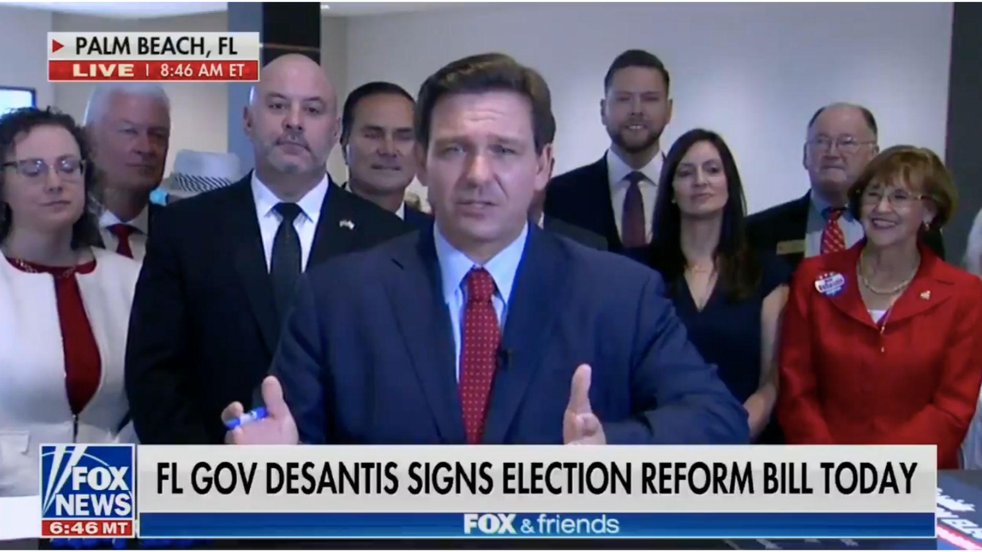 DeSantis Just Signed Florida