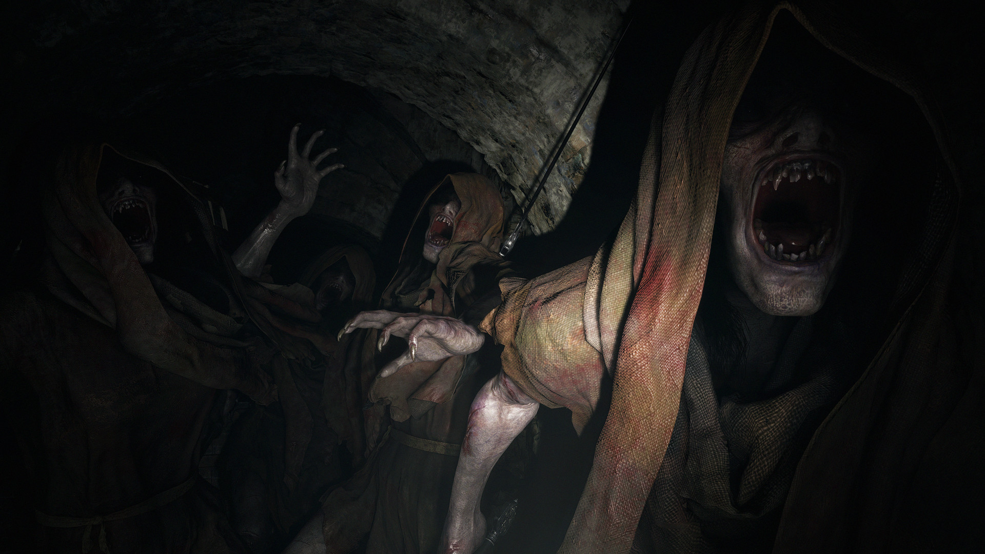 Bring Back VR for 'Resident Evil Village' You Cowards