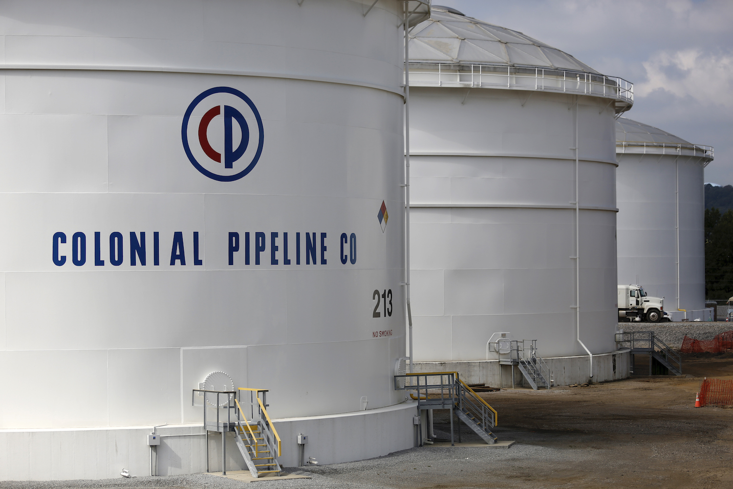 Pipeline Hackers Say They're 'Apolitical,' Will Choose Targets More Carefully Next Time
