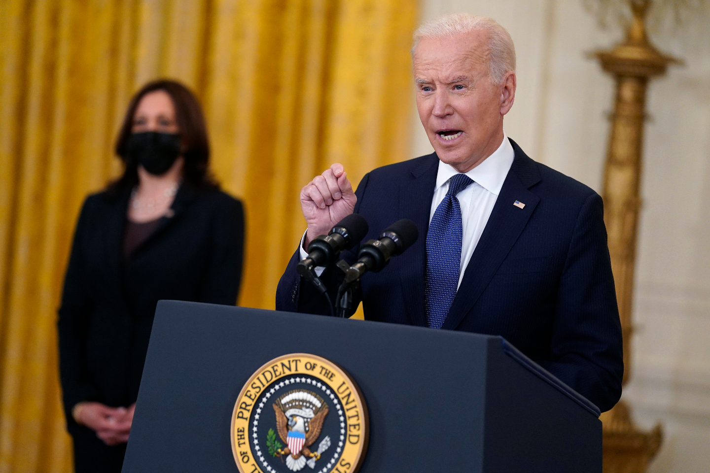 Biden Says Take a Crappy Job Or Lose Your COVID Unemployment Benefits - vice