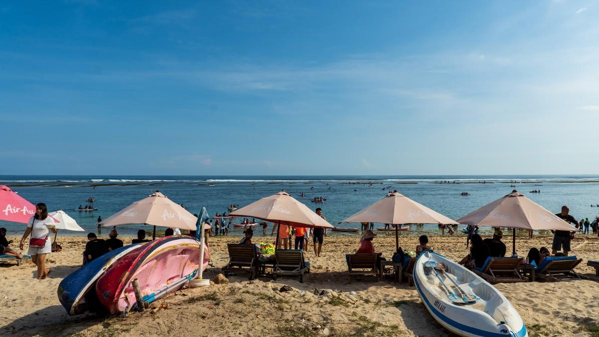 PNS di 7 Kementerian Bakal Dibiayai Pemerintah untuk Kerja dari Bali