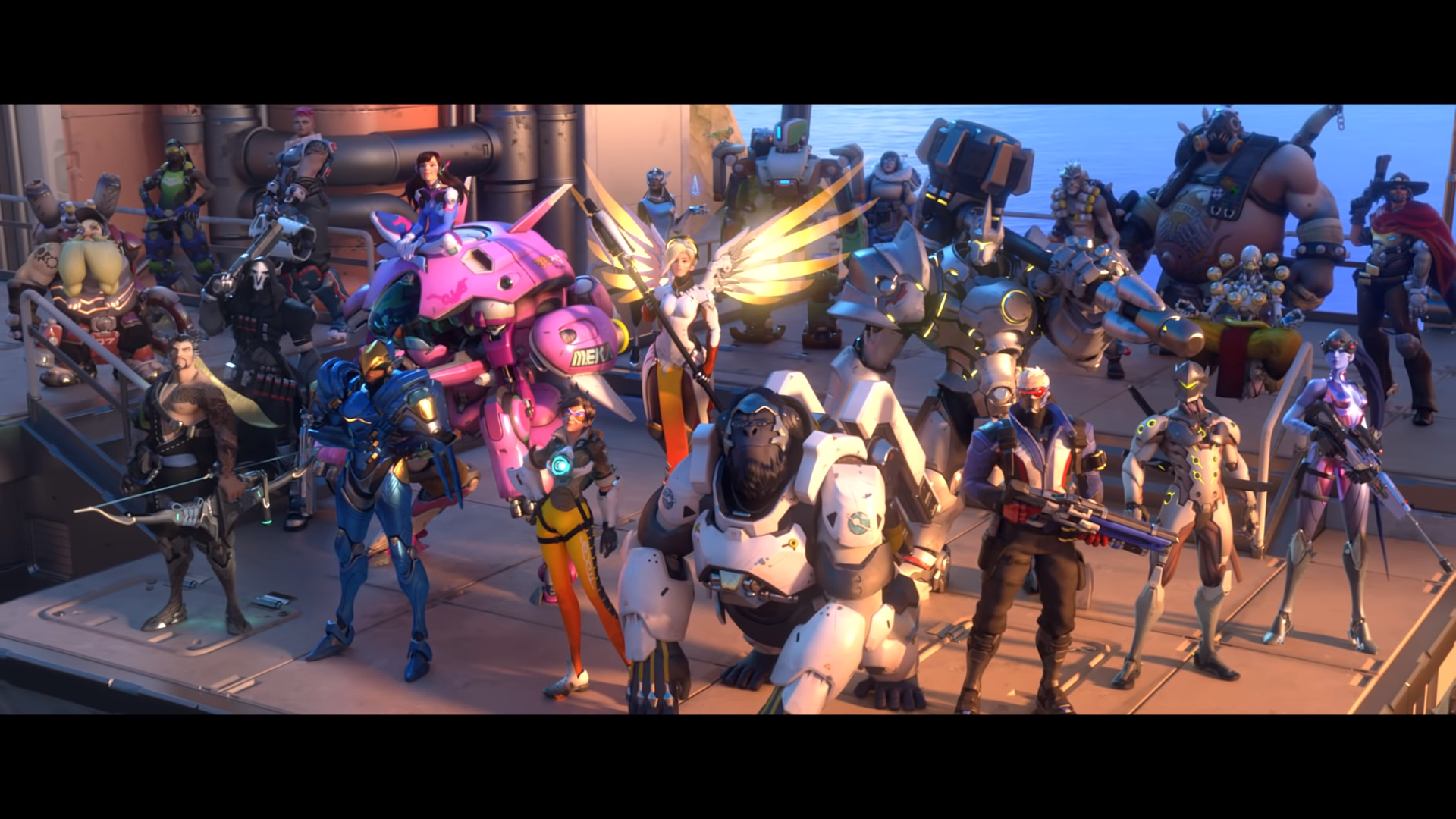 How 'Overwatch' Lost, Then Found Again, the Things That Made It Special