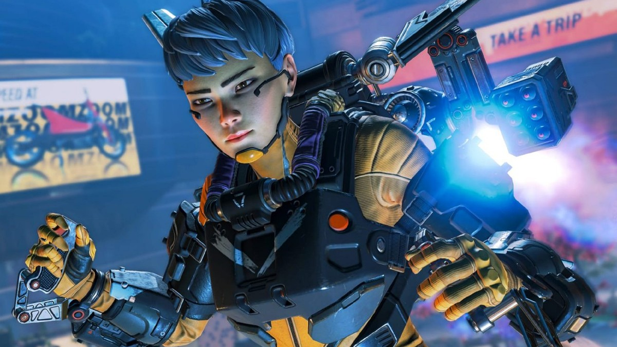 'Apex Legends' Doesn't Hide the Rough Edges on Its Queer Asian Hero