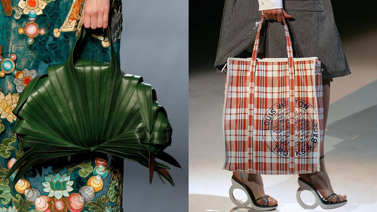 Makin Banyak Produk Fashion Mahal Mirip Barang Rumah Tangga Biasa di Asia