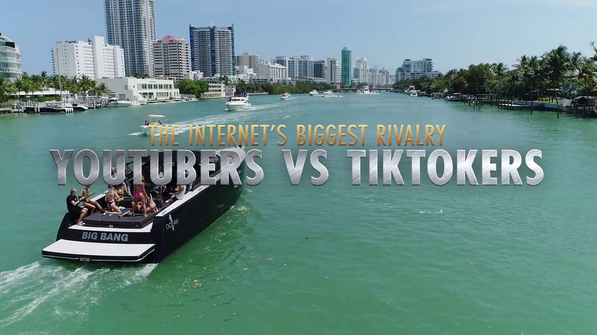 Sejumlah YouTuber dan TikToker Bakal Adu Jotos di Ring Tinju