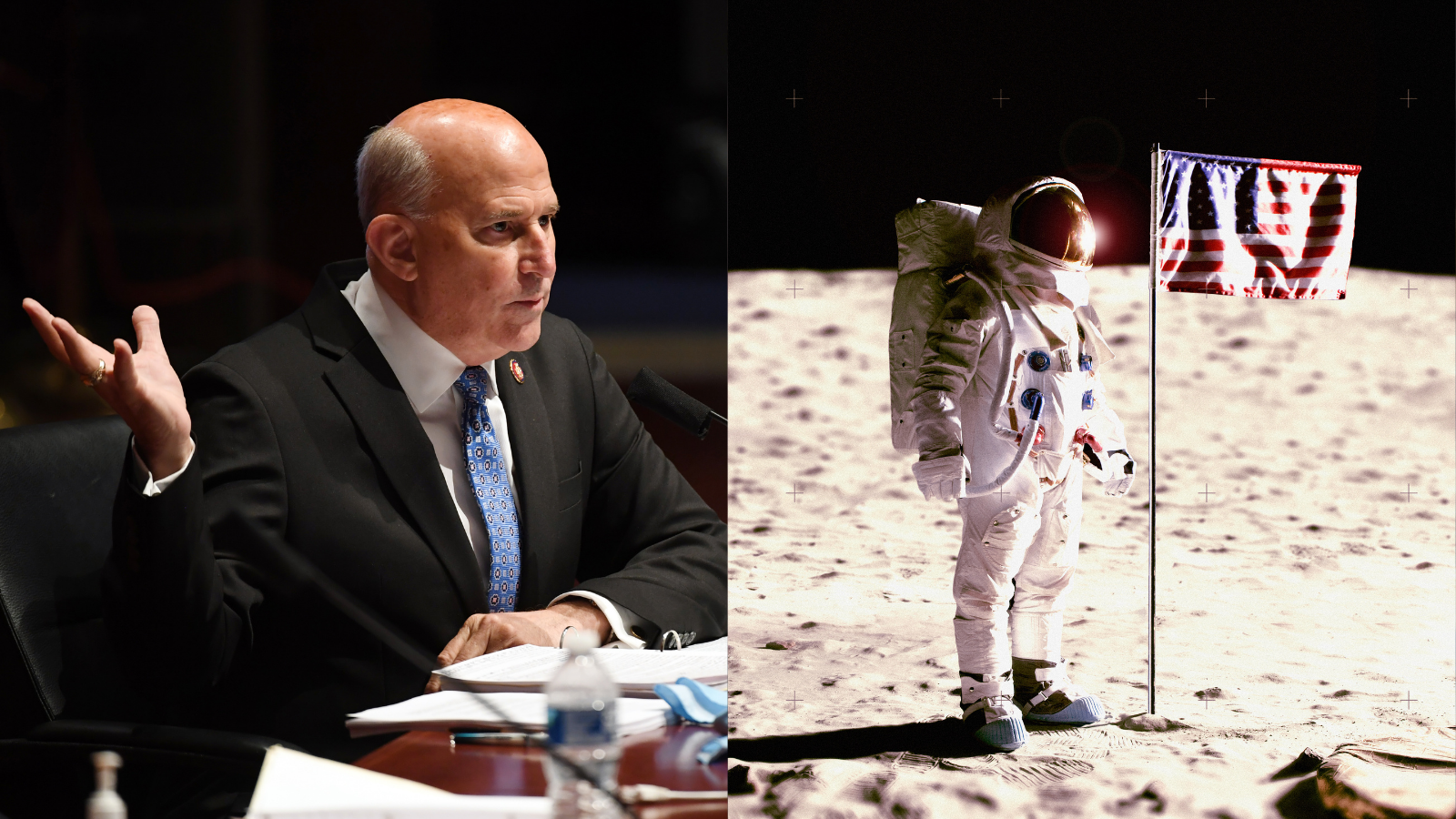 , No, Congressman, You Can't Alter the Moon's Orbit to Stop Climate Change, Saubio Making Wealth