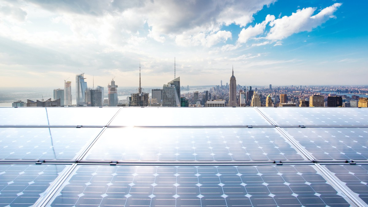New York lawmakers are considering legislation that would drastically build out the state's renewable energy offerings, a step toward a future