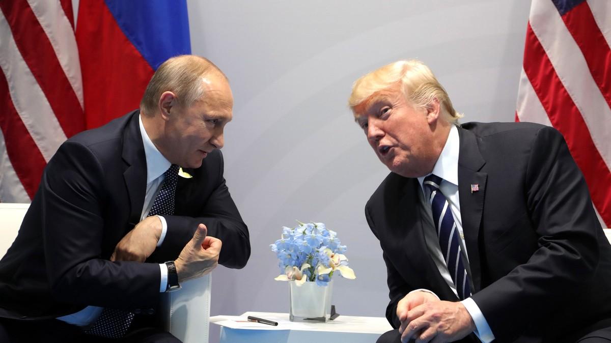 Trump Is Very Jealous Biden Is Meeting With Putin