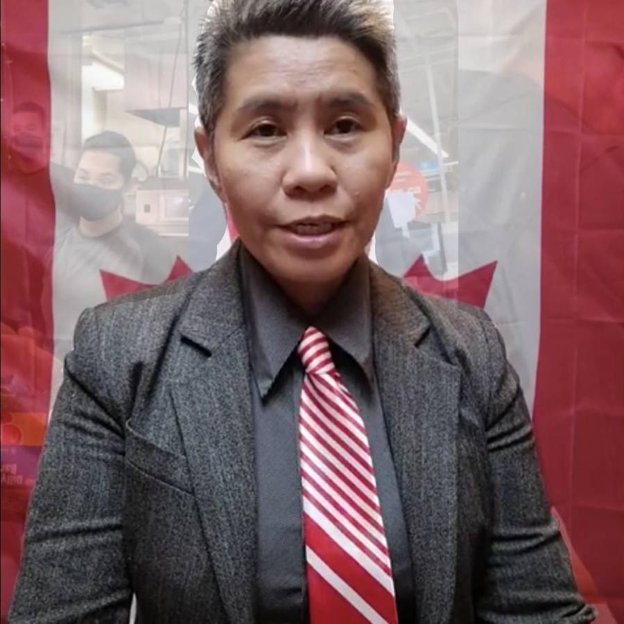 QAnon's Queen of Canada Is Raising Serious Cash on GoFundMe