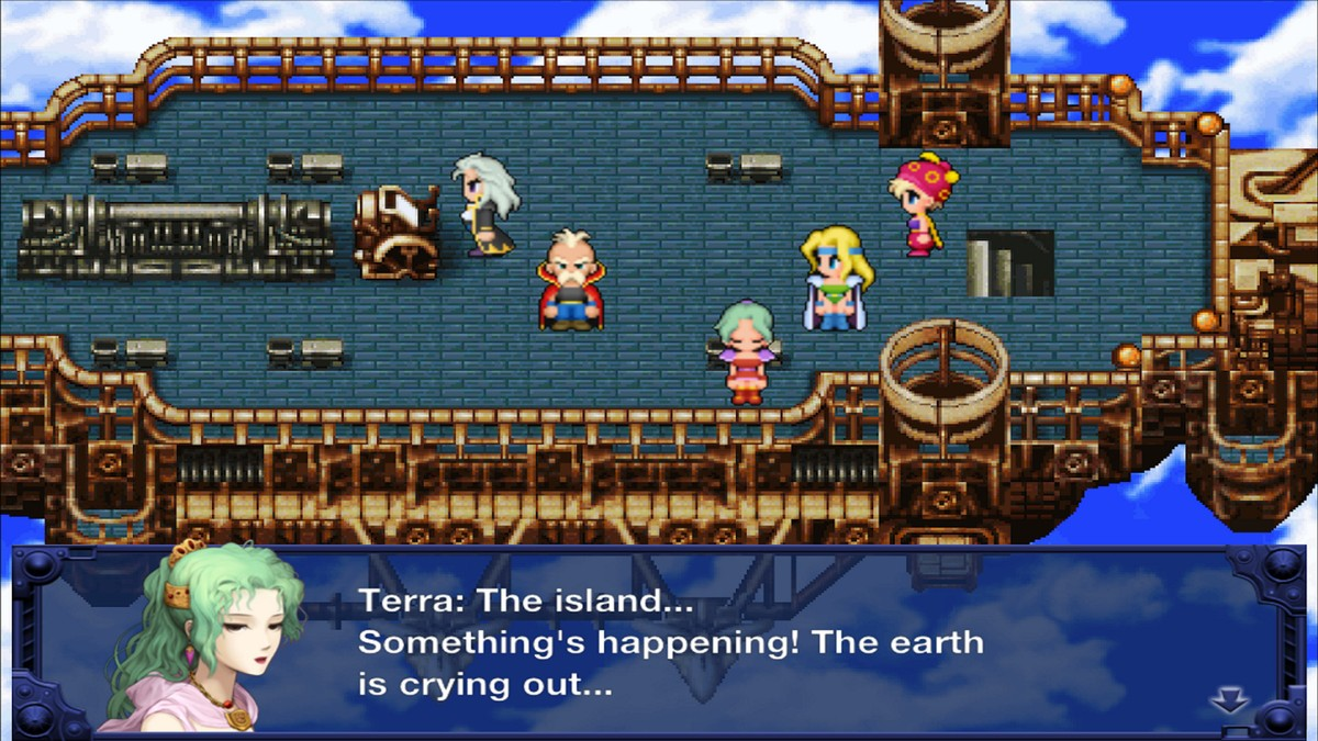 Final Fantasy Remasters Reignite Controversies Over Pixel Art