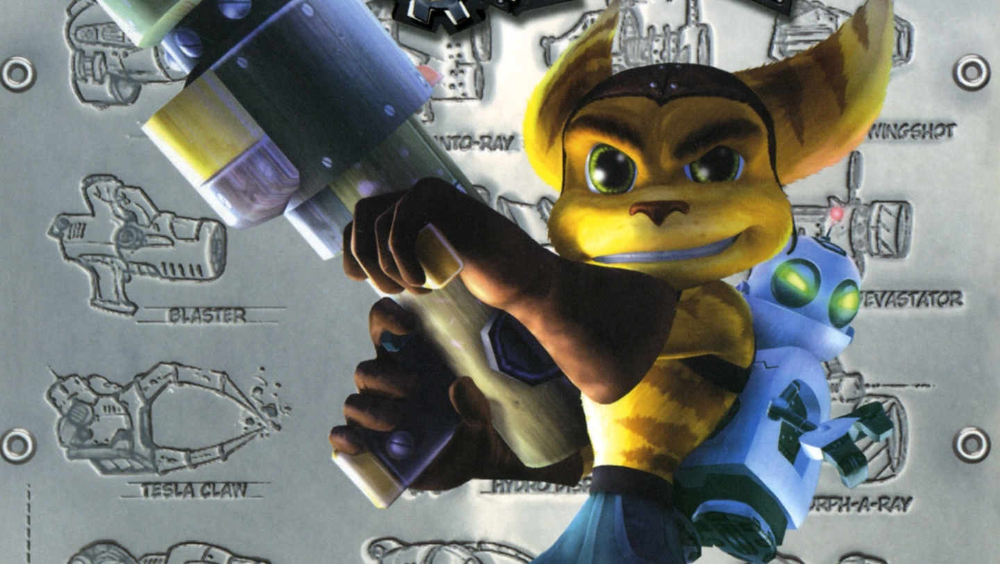 Ratchet & Clank's Nearly 20-Year History Started With a Graph Paper Note