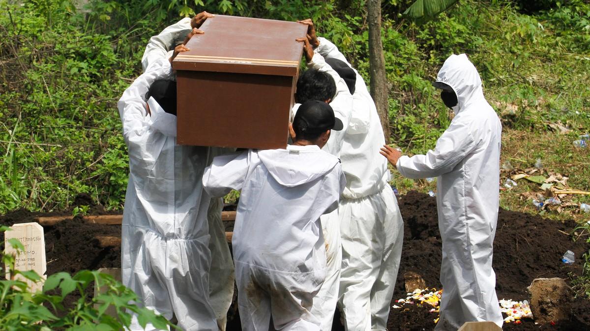 Karut Marut Pemakaman Korban Covid-19 di TPU Bandung, Diwarnai Pungli dan Diskriminasi