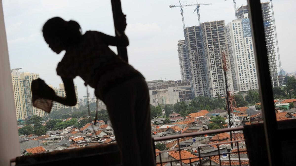 Hak Pembantu Sering Diabaikan Saat Pandemi