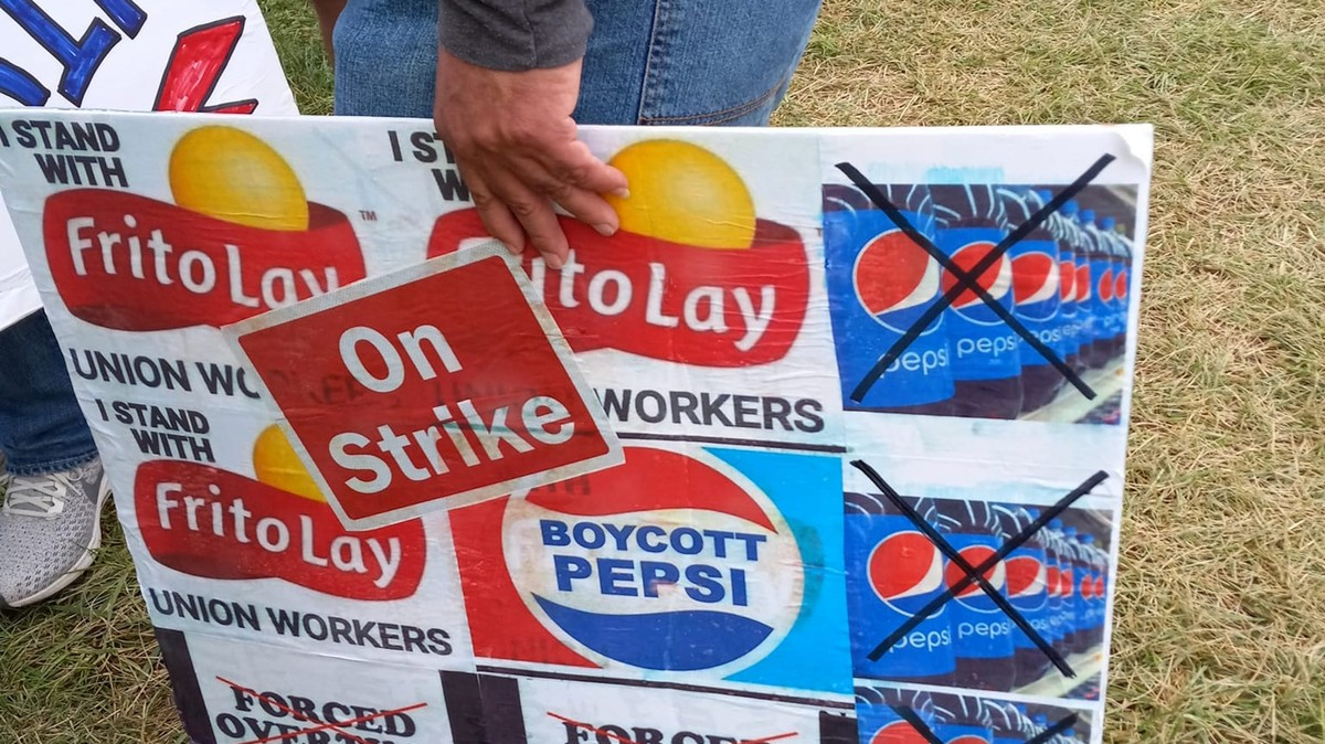 I'm a Frito-Lay Factory Worker. I Work 12-Hour Days, 7 Days a Week