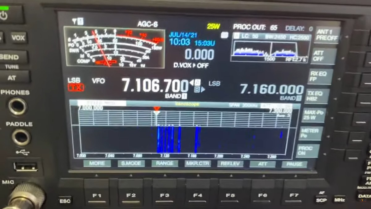 HAM radio operators in Florida have said that Cuba is jamming  radio frequencies that prevent them from communicating with operators in the country si