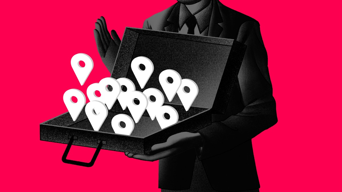 It finally happened. After years of warning from researchers, journalists, and even governments, someone used highly sensitive location data from a sm